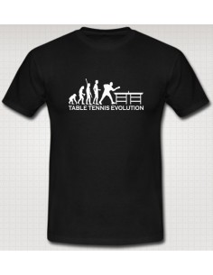 Camiseta Table Tennis Evolution