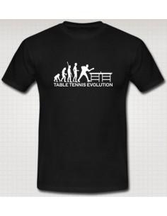 Tee Shirt Table Tennis Evolution