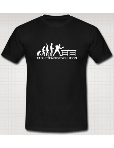 Camiseta Table Tennis Evolution