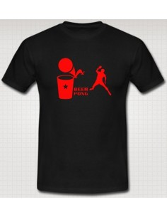 Tee shirt Beer Pong