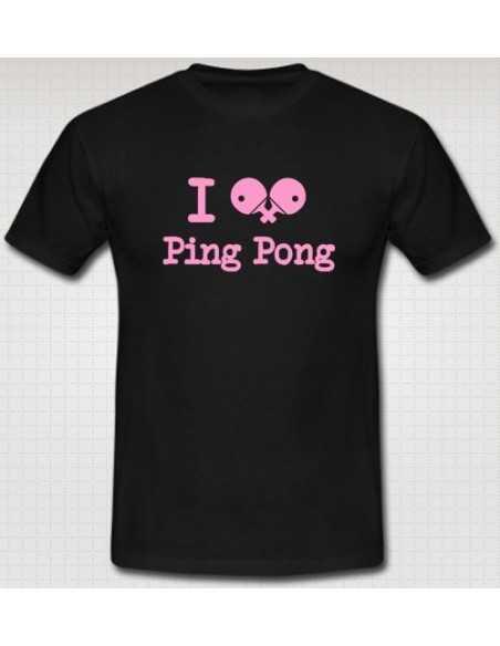 T-Shirt I Ping Pong