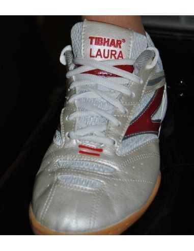 Name auf Schuhen