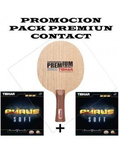 Pack Premiun Contact + Aurus Soft.