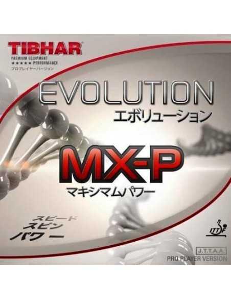 Rubber Tibhar Evolution MX-P