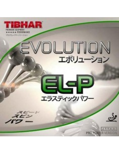 Rubber Tibhar Evolution EL-P