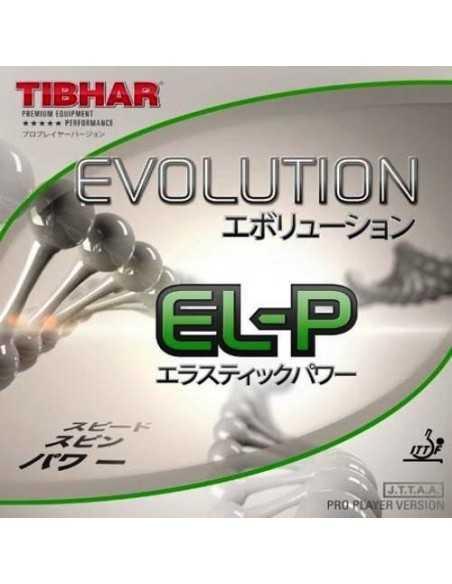 Rubber Tibhar Evolution EL-P