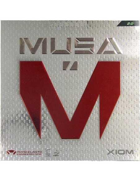 Rubber Xiom Musa
