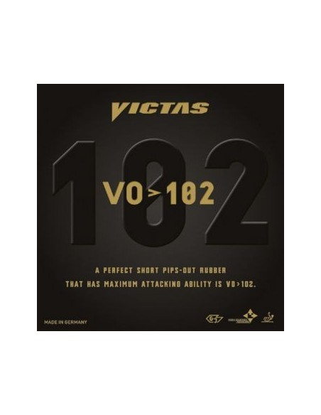 Rubber VICTAS V0-102