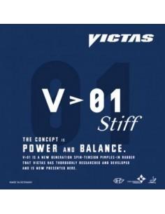 Rubber VICTAS V-01 STIFF