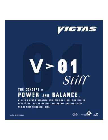 Borracha VICTAS V-01STIFF