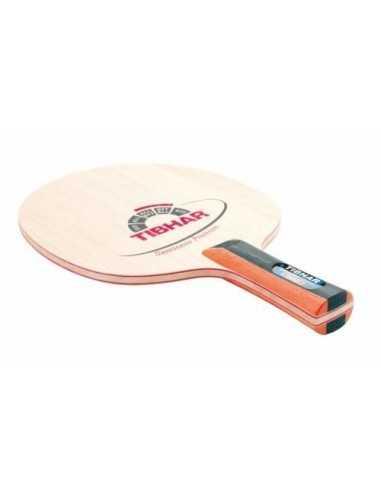 5-Sterne-Profi-Tischtennis-Schl/äger Offensiver Tischtennisschl/äger Rutschfester Griff f/ür Anf/änger und Fortgeschrittene Geeignet//Single racket//Kurzer Griff