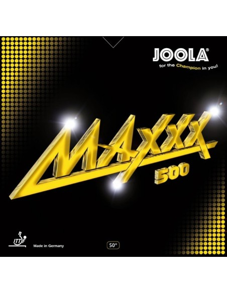 Rubber Joola MAXXX 500