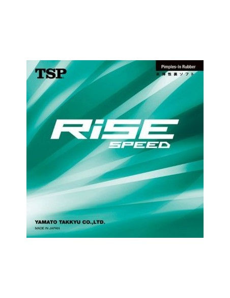 Rubber TSP Rise Speed