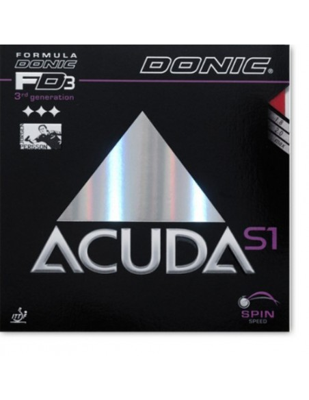 Rubber Donic Acuda S1