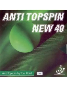Belag Joola Toni Hold Anti topspin 40