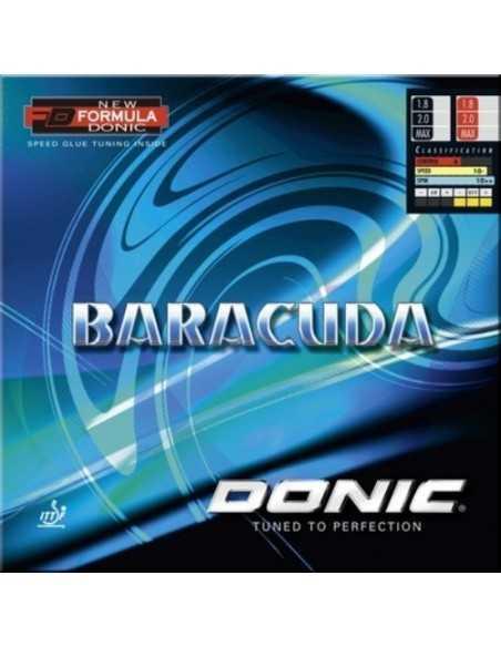Revêtement Donic Baracuda