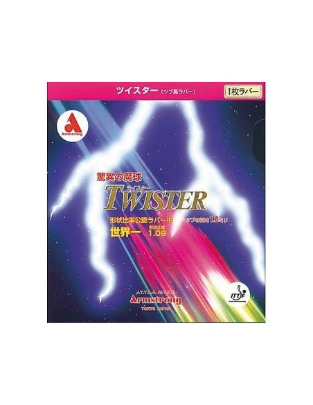 Rubber Amstrong Twister