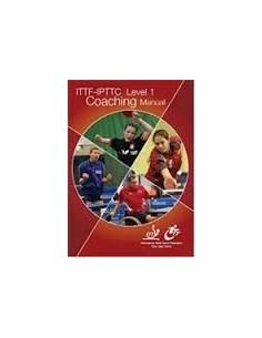 Libro manual de Entrenadores ITTF-IPTTC NIVEL 1 (INGLÉS)