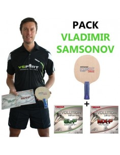 Pack Vladimir Samsonov Force Pro + Evolution