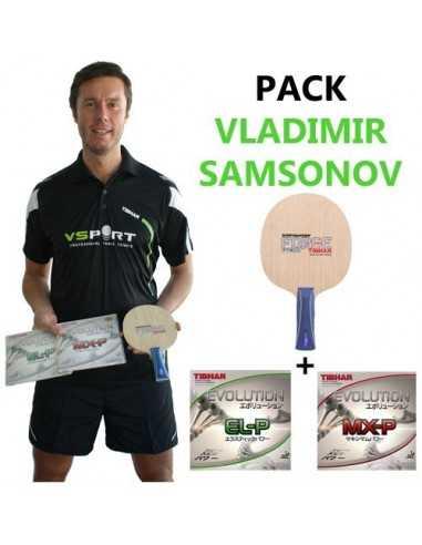 Pack Vladimir Samsonov Force Pro+Evolution EL_P