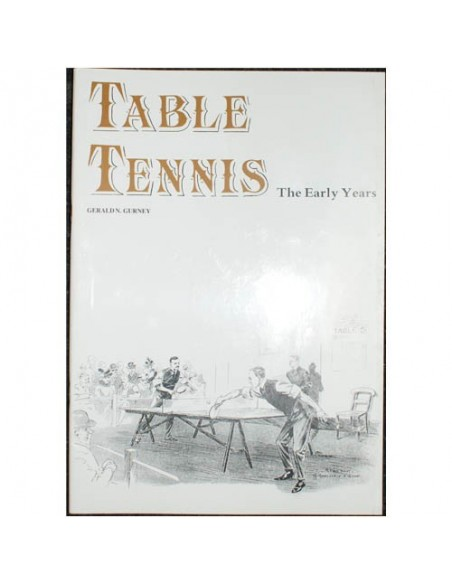 Libro Table Tennis the Early Years