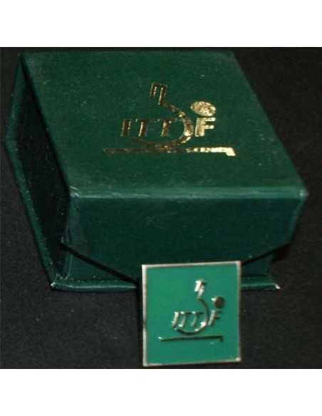 Pin ITTF Verde