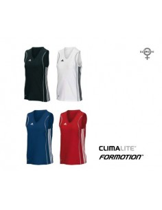 Camiseta adidas T8 Clima Tank W
