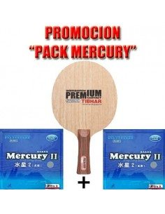 Pack Premium Contact + Mercury