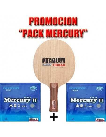 Pack Premium Contact + Mercury