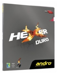 Rubber Andro Hexer Duro
