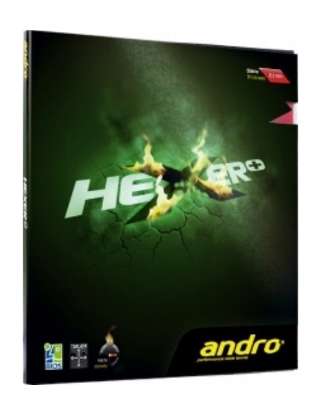 Rubber Andro Hexer Plus