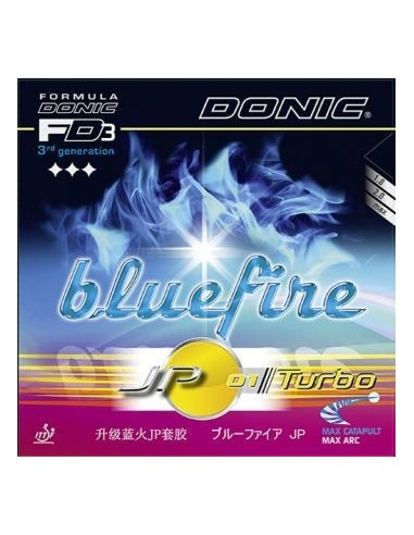 Borracha Donic Bluefire JP01 Turbo