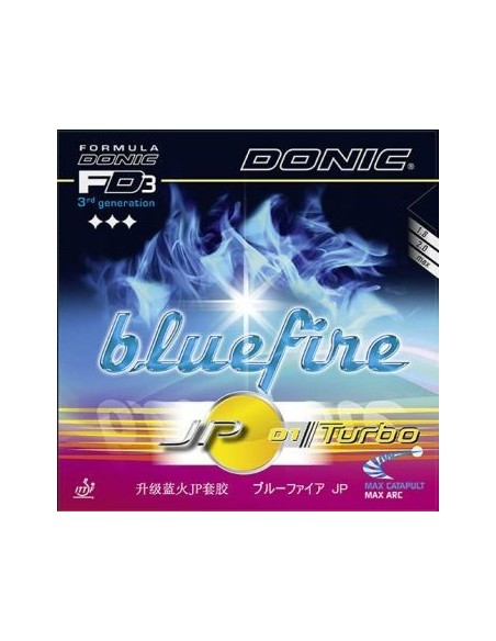 Rubber Donic Bluefire JP01 Turbo