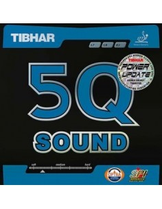 Belag Tibhar 5Q Sound Power Update