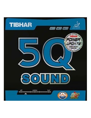 Borracha Tibhar 5Q Sound Power Update