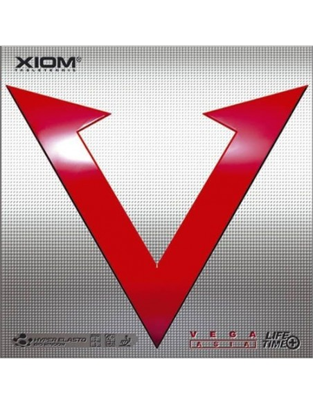 Rubber Xiom Vega Asia