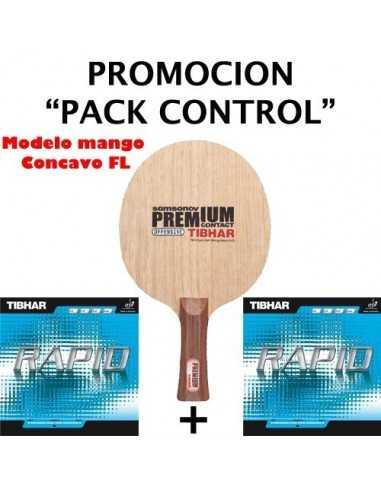 Pack Premium Contact + Rapid