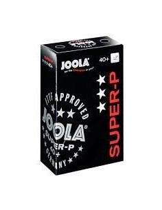 Pelota Joola Super-P *** 40+ pack 6