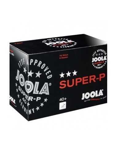 Pelota Joola  Super-P *** 40+ pack 72