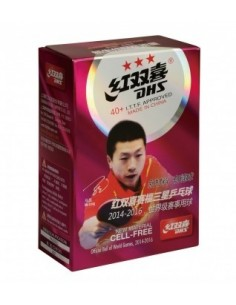 Pelota DHS Cell-Free *** pack 6