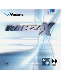 Rubber Yasaka Rakza X