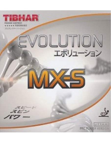 Rubber Tibhar Evolution MX-S