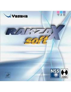 Rubber Yasaka Rakza X Soft