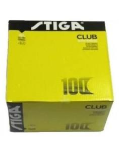 Pelotas de plastico Stiga Club 40+ Pack 100