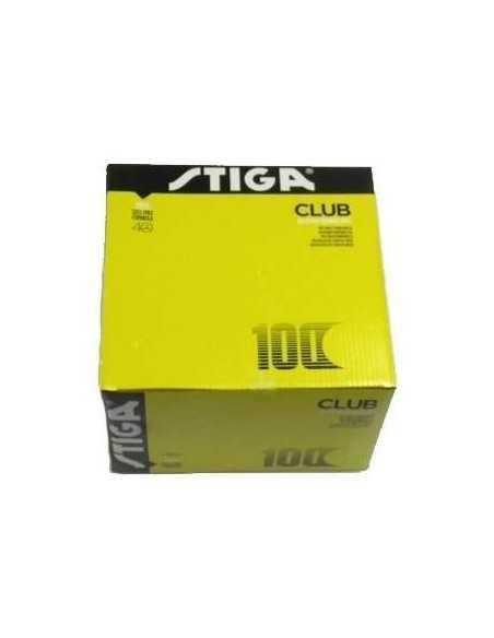 Pelotas Stiga Club 40+ pack 100
