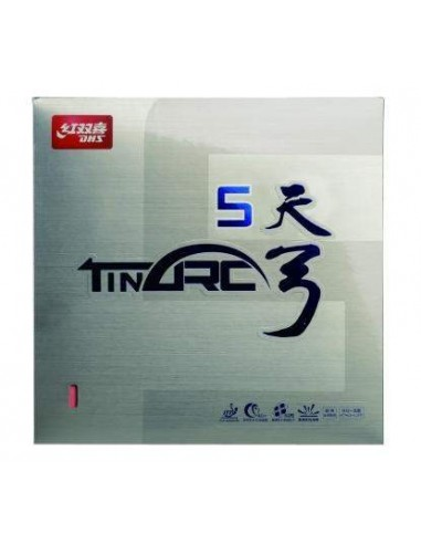 Rubber DHS TinArc 5 Soft
