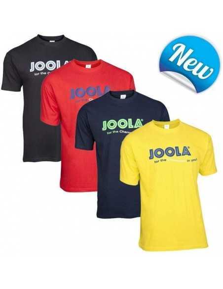 T-shirt Joola Promo