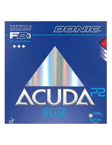 Rubber Donic Acuda Blue P2