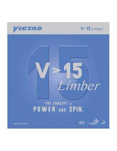 Borracha Victas V-15 Limber