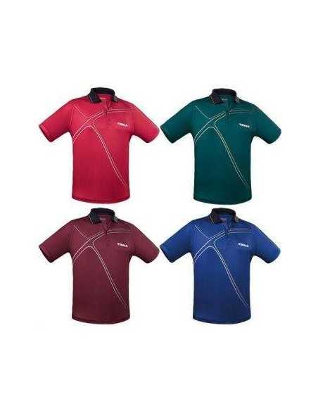 Shirt Tibhar Metro Polyester